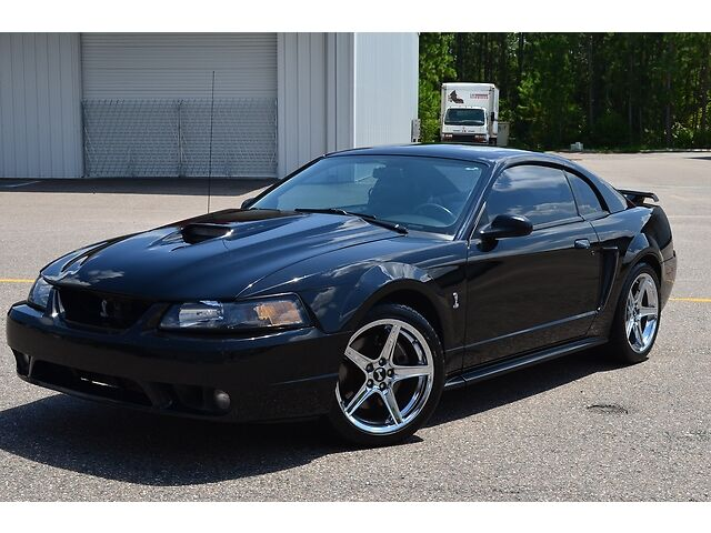 2001 ford mustang svt cobra coupe 5 speed roush stock serviced low miles reserve used ford. Black Bedroom Furniture Sets. Home Design Ideas