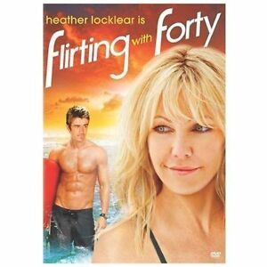 flirting with forty dvd 2017 cover movie 2017