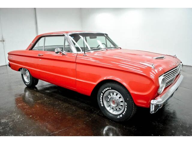 Ford Falcon 1963 Ford Falcon 302 V8 C4 Automatic 111155522686 on 1963 ford falcon sprint specifications