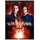 Supernatural: The Complete Fifth Season (DVD, 2010, 6-Disc Set)
