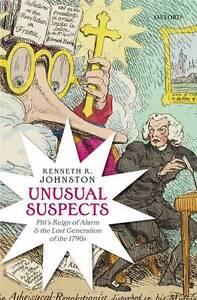 Unusual Suspects, Johnston, Kenneth R.