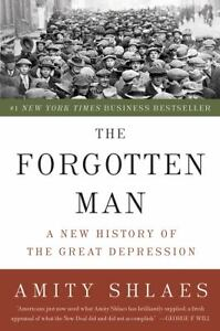 amity shlaes thesis great depression The forgotten man: a new history of the great depression - ebook written by amity shlaes read this book using google play books app on your pc, android, ios devices.