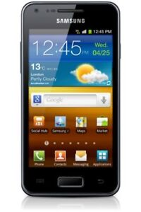 Samsung Galaxy S Advance I9070 RÜCKL Android WLAN GPS Bluetooth AMOLED-Display