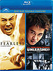 Jet Li's Fearless/Unleashed (Blu-ray Disc, 2011, Canadian)