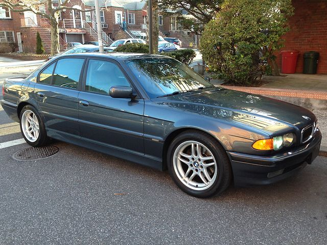 2001 bmw 740i m sport package navigation low miles super. Black Bedroom Furniture Sets. Home Design Ideas