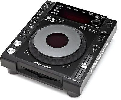Pioneer CDJ-Serie: DJ Turntables der nächsten Generation