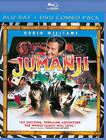 Jumanji (Blu-ray/DVD, 2011, 2-Disc Set)