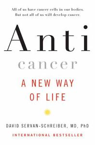 Anticancer: A New Way of Life-ExLibrary