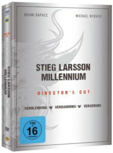 Millennium Trilogie (Director's Cut) - DVD - FSK 16 - Top*** (P)