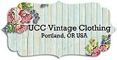 UCC Vintage Clothing