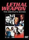 Lethal Weapon - The Complete Series (DVD, 1998, 4-Disc Set)