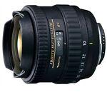 Tokina  AT X107 AF DX 10 mm - 17 mm F/3.5-4.5  Lens For Nikon