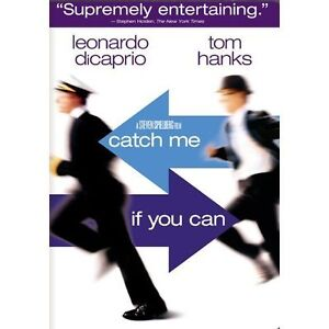 Catch Me If You Can DVD 2003 2Disc Set Full Frame - Hainesport, New Jersey, United States - Catch Me If You Can DVD 2003 2Disc Set Full Frame - Hainesport, New Jersey, United States