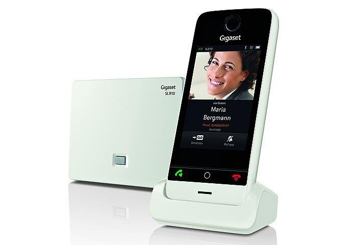 Gigaset SL910: Features des schnurlosen Festnetztelefons auf dem Prüfstand