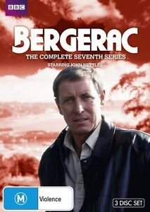 Bergerac - The Complete Series 7 NEW R4 DVD