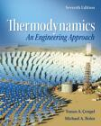 Thermodynamics : An Engineering Approach with Student Resources by Michael Boles and Yunus Cengel (2010, Hardcover / Hardcover) : Yun...