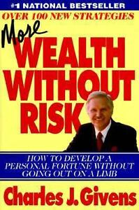 More-Wealth-Without-Risk-by-Charles-J-Givens-1991-HB