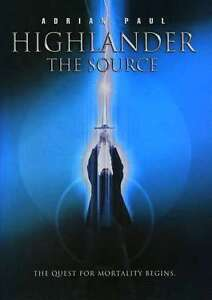 Highlander: The Source (DVD, 2008)