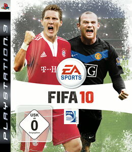 FIFA 10 (Sony PlayStation 3, 2009) - Overath, Deutschland - FIFA 10 (Sony PlayStation 3, 2009) - Overath, Deutschland