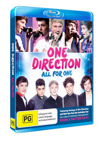 One-Direction-All-For-One-BLU-RAY-Region-B-NEW-SEALED