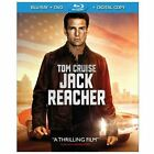 Jack Reacher (Blu-ray/DVD, 2013, 2-Disc Set, Includes Digital Copy; UltraViolet)