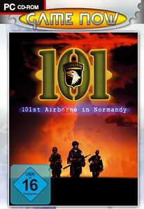 101st Airborne in Normandy   (PC)  New  Neuware