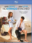 No Strings Attached (Blu-ray Disc, 2013, 2-Disc Set)