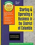 Starting and Operating a Business in District of Columbia, Michael D. Jenkins and Steven M. Ferguson, 1555712177