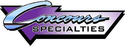 Concours Specialties