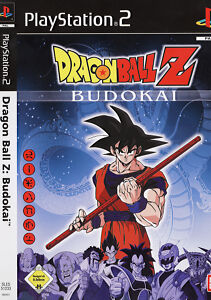 Dragonball Z: Budokai für PS2 *TOP* (mit OVP) o.Anl.