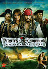 Pirates of the Caribbean Comedy DVDs