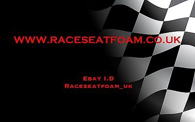 Race Seat Foam UK
