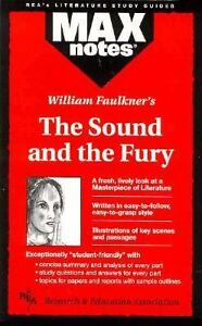 The Sound and the Fury by Research & Edu...