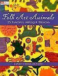 Folk Art Animals, Janet Carija Brandt, 1564772225