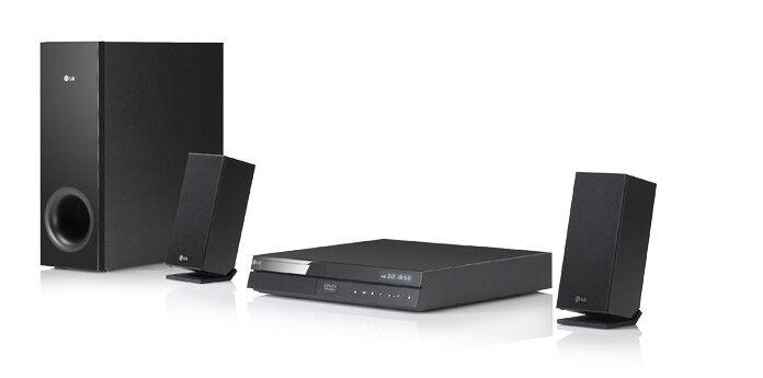 Komplette Boxen- und Lautsprecher-Systeme für die Heim-Audioanlage
