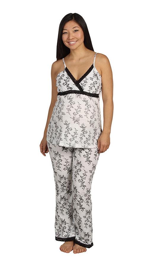 Auf eBay Umstandsmode finden: Diese Nachtwäsche schmeichelt in der Schwangerschaft