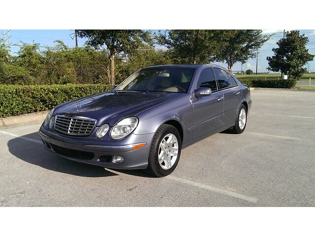 2004 mercedes benz e320 florida car no accident for Mercedes benz sanford florida