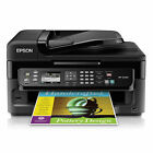 Epson WorkForce WF-2540 All-In-One Inkjet Printer