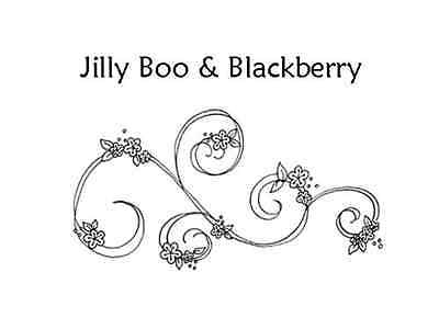 Jilly Boo and Blackberry