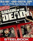 Shaun of the Dead (Blu-ray/DVD, 2013, 2-Disc Set, Includes Digital Copy; UltraViolet)
