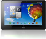 Acer Iconia Tab A510 32GB, Wi-Fi, 10.1in - Black