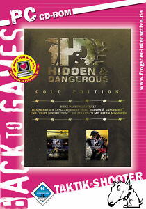 Hidden & Dangerous - Gold Edition (PC, 2005) - <span itemprop='availableAtOrFrom'>Langau bei Gaming, Österreich</span> - Hidden & Dangerous - Gold Edition (PC, 2005) - Langau bei Gaming, Österreich