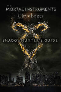 CITY OF BONES [ MORTAL INSTRUMENTS ]  NEW  D2