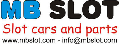MB SLOT slot cars and parts
