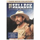 The Tom Selleck Western Collection (DVD, 2009, 3-Disc Set)