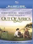 Out of Africa (Blu-ray/DVD, 2010, 25th Anniversary)
