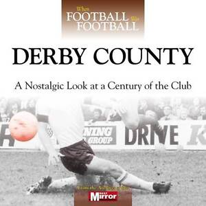 DERBY COUNTY : WFWF  BOOK NEW