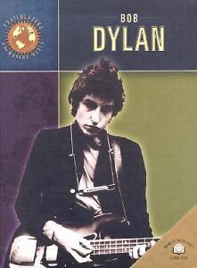 Bob Dylan by Geoffrey M. Horn (2002, Har...