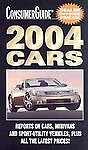 2004 Cars, Consumer Guide Editors, 0785393757