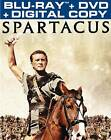 Spartacus (Blu-ray/DVD, 2012, 2-Disc Set, Universal 100th Anniversary; Includes Digital Copy)